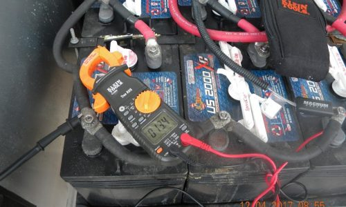 Coach Battery Testing 1