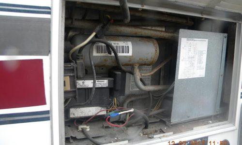 Refrigerator Rear 2