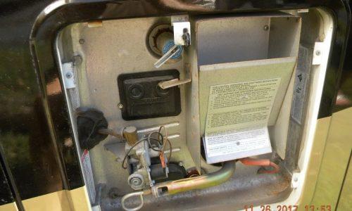 Suburban Water Heater 1